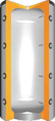 Warmtepomp-buffer-met-50mm-isolatie