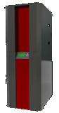 NBE RTB 30 kW ketel met vacuüm-zuigsysteem