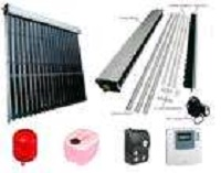 9,82 m² zonne-energie vacuüm pakket