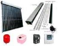 14,73 m² zonne-energie vacuüm pakket
